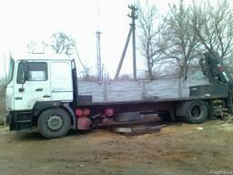 Услуги крана-манипулятора Полтава