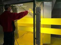 Услуги лазерной резки, гибки и порошковой покраски металлов