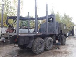 Услуги лесовоза-манипулятор камаз 4310