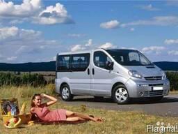 Услуги м/автобуса 7 1 пас/мест в Севастополе Крыму Такси