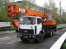 Услуги крана Борисполь и район.