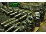 Услуги механической обработки металла (нарезка зубьев, фрезерные, токарные работы) - фото 3