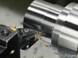 Услуги мехобработки, анодирование и термическая обработка.