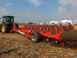 Услуги обработки почвы