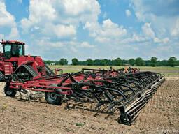 Услуги обработки почвы полей чизель компактор закрытие влаги