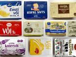 Услуги по фасовке и упаковке сливочного масла, маргарина, спреда в пачки - фото 1