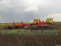Услуги по обработке почвы по Украине