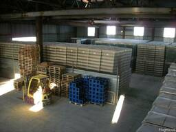 Услуги по ответственному хранению и обработке грузов