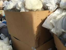 Услуги по переработке больших отходов полимеров.