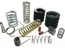 Услуги по производству пружин, изготовим пружины (сжатия)
