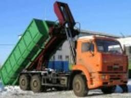 Услуги по уборке, погрузке и вывозу снега в Киеве