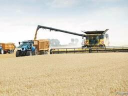 Услуги по уборке урожая сои кукурузы подсолнечника рапса пше