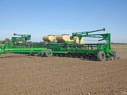 Услуги посева подсолнечника кукурузы сои рапса гречки пшениц