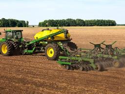 Услуги посева зерновых