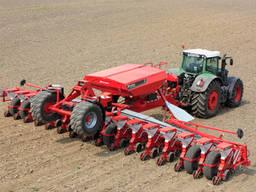 Услуги посева зерновых сои кукурузы подсолнечника рапса нута