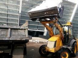 Услуги снегоуборочной техники Киев