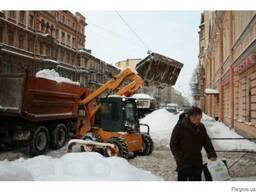 Услуги снегоуборочной техники в Одессе