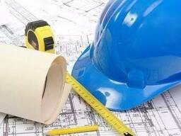 Услуги специалиста по Техническому надзору за строительством