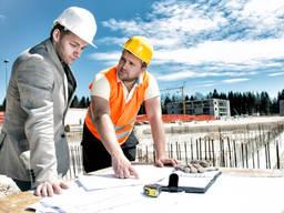 Технадзор / Технический надзор за строительством