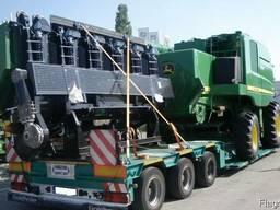 Негабаритные перевозки негабаритных грузов