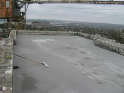 Услуги утепления перекрытий пенобетоном, реконструкция зданий