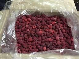 Услуги по заморозке ягод и овощей в морозильной камере