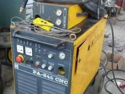 Установка, аппарат плазменной резки ЧПУ Kjellberg PA-S45 CNC
