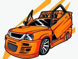 Установка автоакустики, шумо-вибро изоляции в автомобиле .
