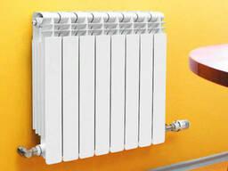 Установка Батарей/Радиаторов Замена Стояков Отопления