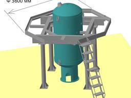 Установка для ионно плазменная азотация