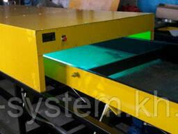Установка для передпосівної активації бульб картоплі конвеєрного типу ОБП10К.4830АС