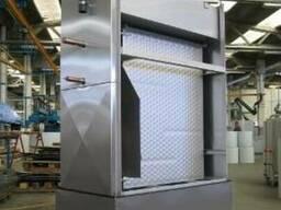 Установка для получения лед-воды пленочный испаритель Refriz