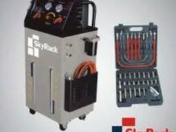Установка для замены жидкости в автоматических коробках пере
