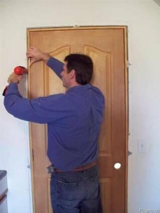 Установка Дверей от Дверников с Дверного Производства Недоро