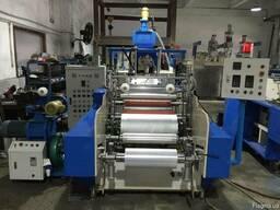 Установка экструдеров по производству стретч (стрейч) пленки