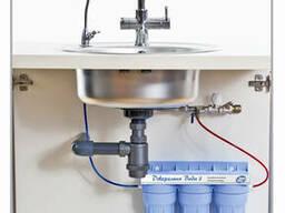 Установка фильтра под раковину для очистки воды г.Кривой Рог