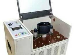 Установка измерения диэлектрической прочности масла УИМ-90