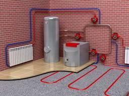 Установка, монтаж систем отопления