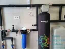 Установка, монтаж систем водоподготовки