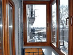 Установка окон, лоджи, балконов