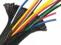 """Установка оплетки""""чулок"""" на кабель - легко и просто"""