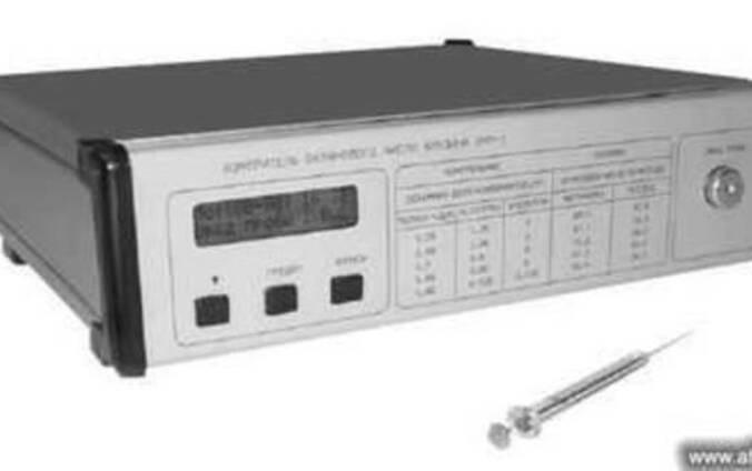 Установка по определению октанового числа бензина «ОКМ-1»