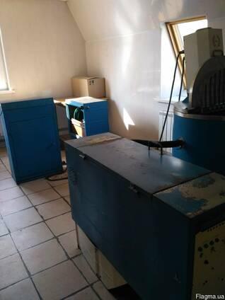 Установка по производству твердого мороженного и майонеза.