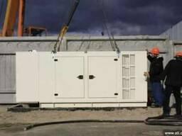 Установка и подключение дизель генераторов