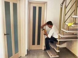 Установка распашных межкомнатных дверей г.Кривой Рог