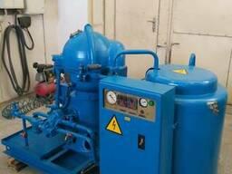 Установка сепараторная маслоочистительная ПСМ 2-4