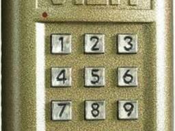 Установка систем контроля доступа домофонов турникетов - фото 1