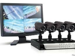 Установка систем видео наблюдения Симферополь