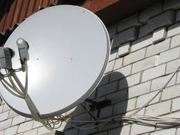 Установка спутниковой антены, спутниковое ТВ Обухов и район