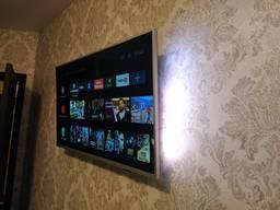 Установка телевизора на стену Одесса, суворовский район, слободка, посёлок котовского.
